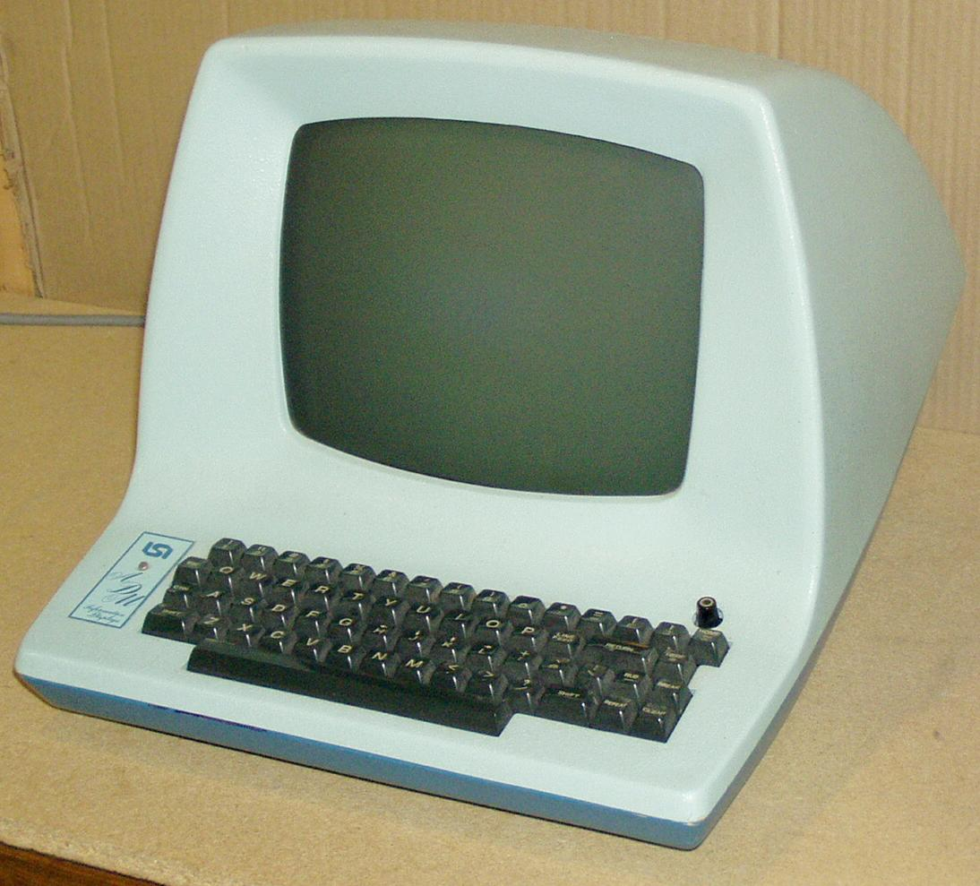 DAVES OLD COMPUTERS - Terminals