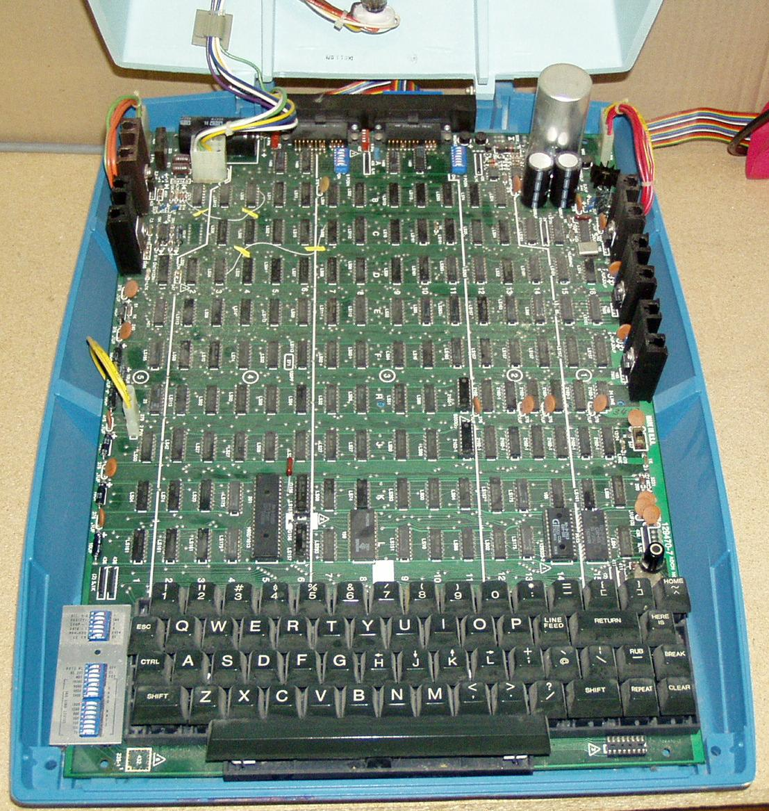 DAVES OLD COMPUTERS- ALTAIR 88...