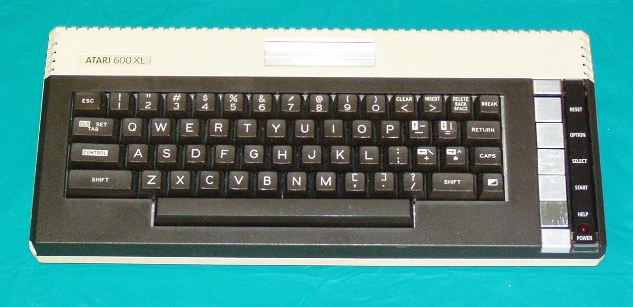 Daves Old Computers Atari 8 Bit