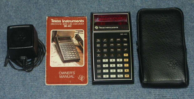 calculator and slide rule I compare the decilon slide rule to the hp-35 calculator.