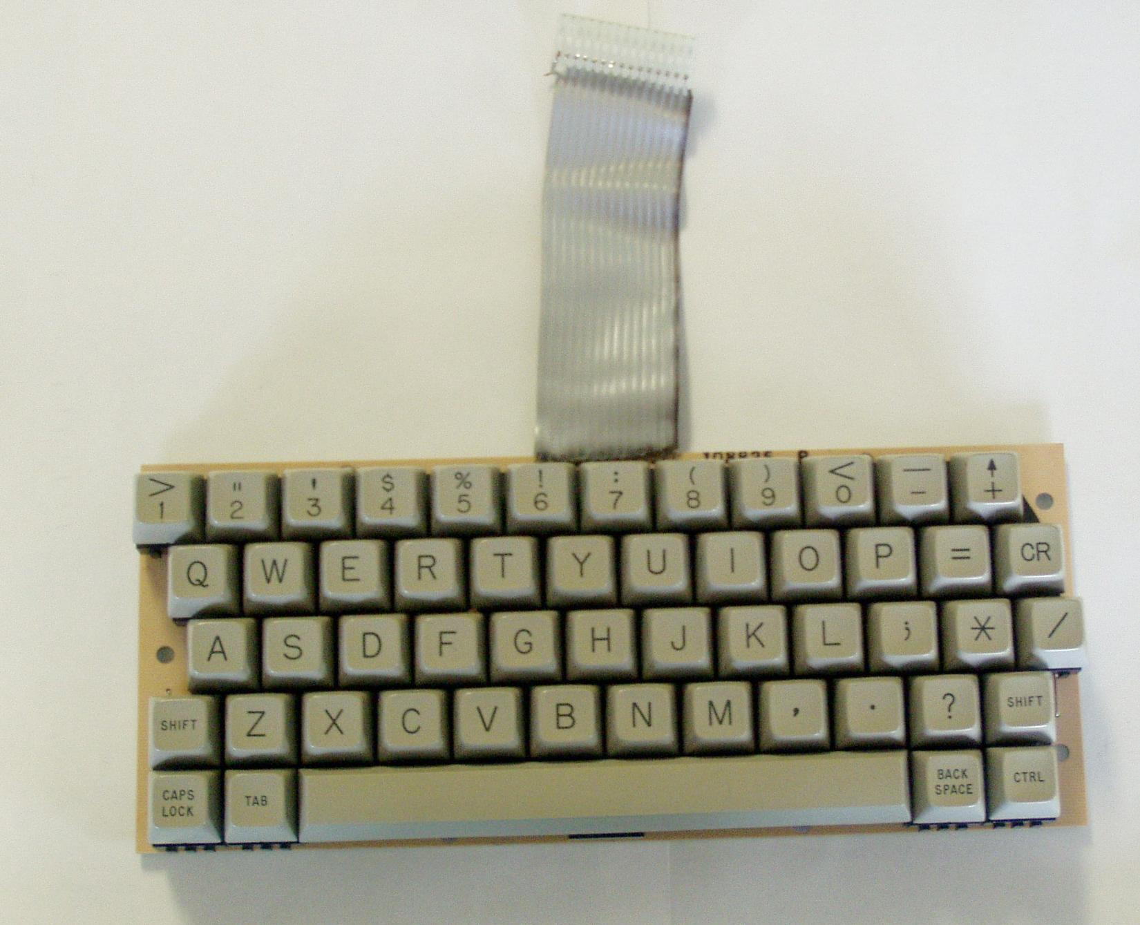 how to clean old keyboard