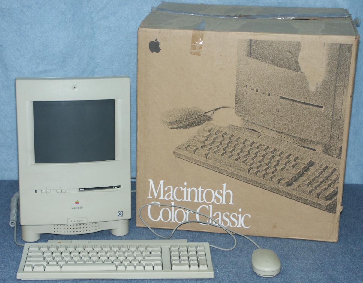 daves old computers apple macintosh