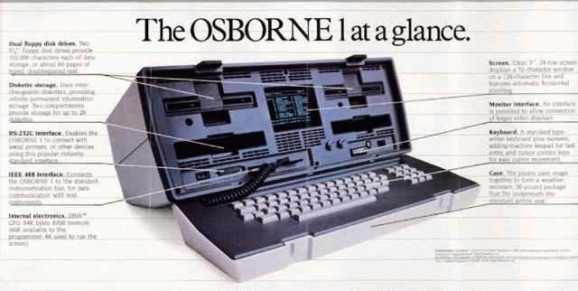 Osborne-1 At a Glance ...