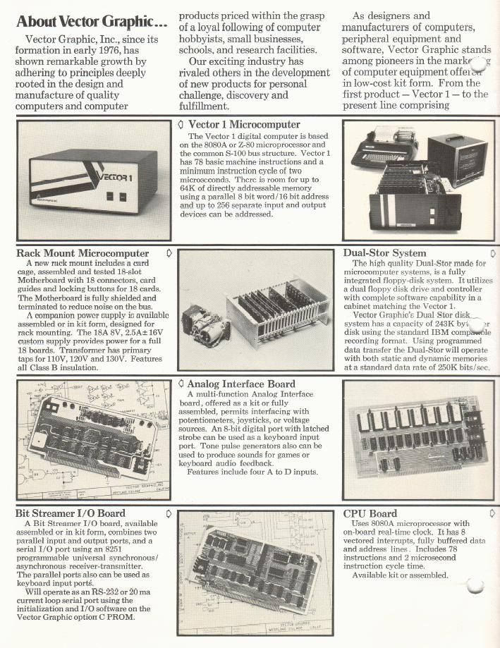 DAVES OLD COMPUTERS - Various S-100 systems