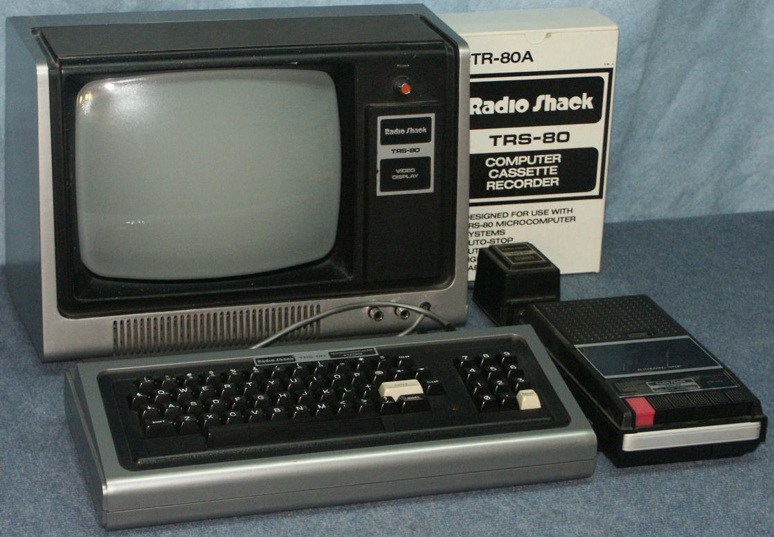 Image result for trs-80 model 1