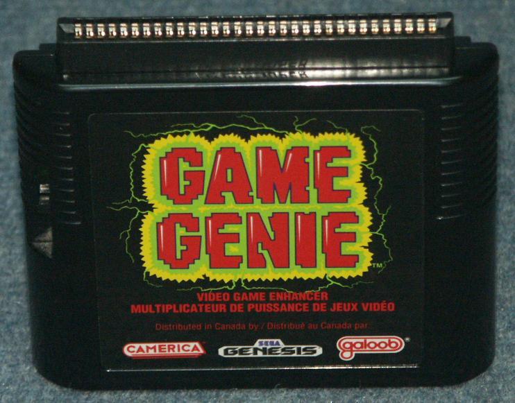 SG Game Genie