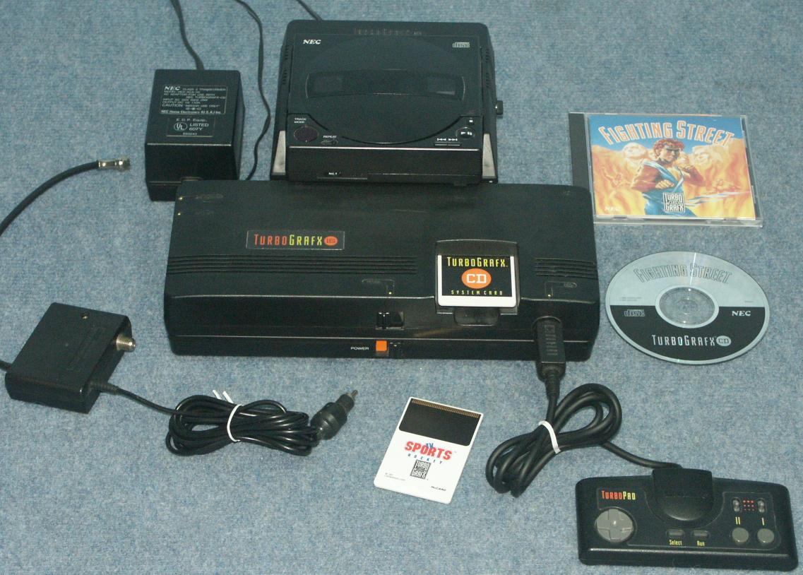 Old games systems